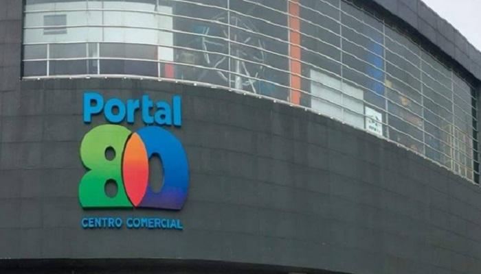 En la localidad de Engativá, en el Centro Comercial Portal 80, se suicidó la Alegría