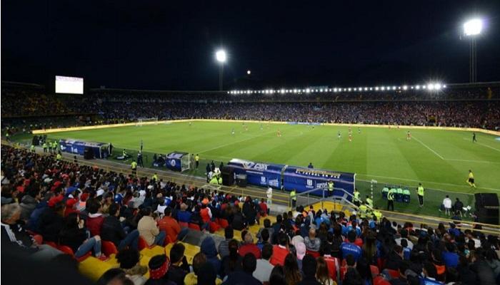 Estadio El Campín listo para la Copa América 2020