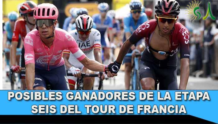 Tour de Francia etapa 6: la primera prueba de alto calibre para los verdaderos clásico manos. Previa