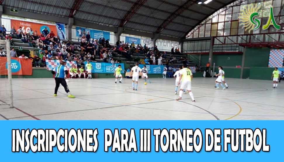 ¡Taxistas! A participar en el III Torneo de fútbol de salón #SíVoyEnTaxi
