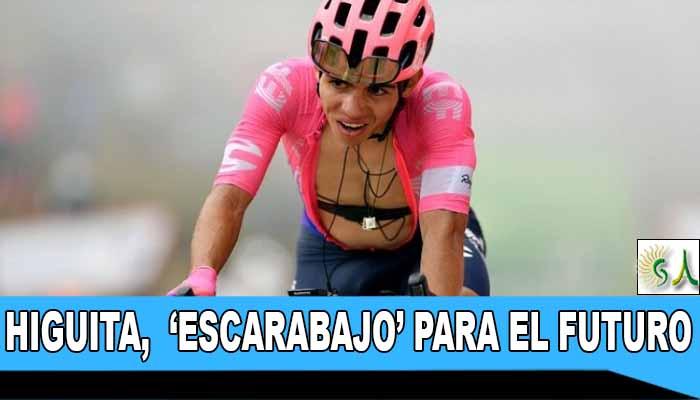 El colombiano Sergio Higuita ganó la etapa de alta montaña de la Vuelta a España