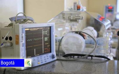 Médicos del Hospital de Meissen salvan gemelas venezolanas con desnutrición aguda