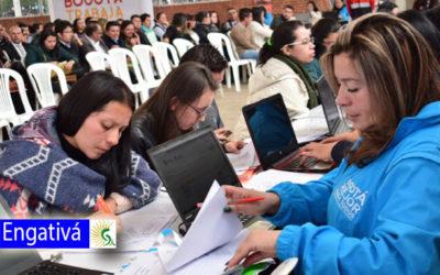 Ruta de empleo para jóvenes en la localidad de Engativá
