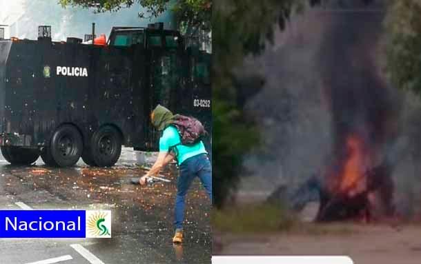 Se vuelve crítica la situación de orden público en el norte de Bogotá y Puerto Rondón Arauca