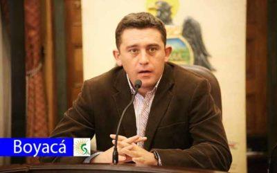 Jairo Santoyo: Cerco epidemiológico contra el Covid-19 lidera la Secretaría de Salud Boyacá