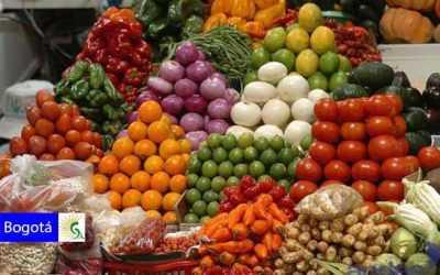 Este jueves ingresaron 9.977 toneladas de alimentos a Corabastos