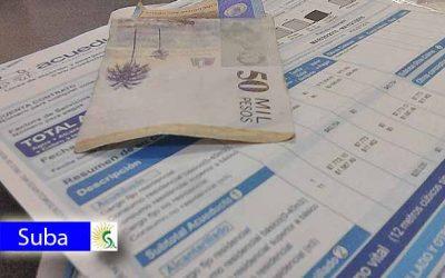 ¡Atención Suba! Empresas de servicios públicos citadas a explicar el aumento de tarifas en cuarentena: Edil César Salamanca