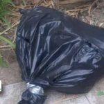 Macabro hallazgo de restos humanos en una bolsa de basura en Bogotá