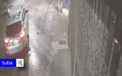 ¡Atención! Autoridades buscan camioneta de conductor que se fugó tras arrollar a motociclista en Bilbao Suba