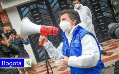 Este viernes: Alcaldesa Claudia López encabezará jornada pedagógica y preventiva del Covid-19 en Suba