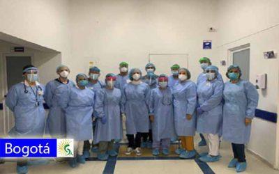 Personal de gestión del riesgo y atención epidemiológica en la primera línea de combate contra el coronavirus