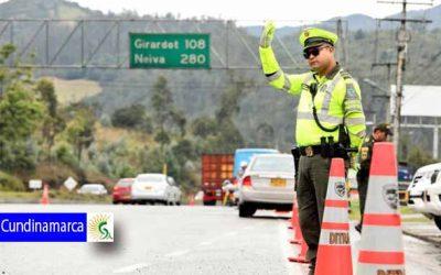 Toque de queda en 41 municipios de Cundinamarca en este puente festivo