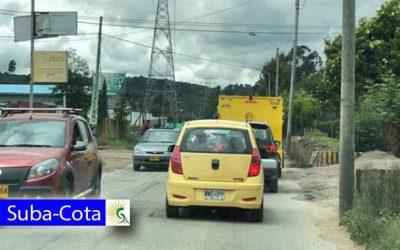 Ampliación y construcción de la vía Suba-Cota, entre las expectativas del Alcalde Local, Julián Moreno