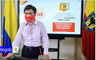 Medidas y recomendaciones para nuevo día sin IVA en Bogotá