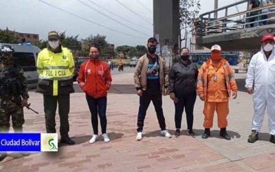 Exitoso balance en la segunda semana de cuarenta estricta en Ciudad Bolívar