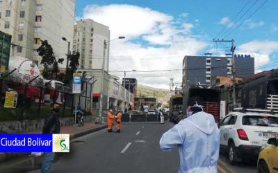 Positivo balance en la primera semana de cuarenta estricta en Ciudad Bolívar