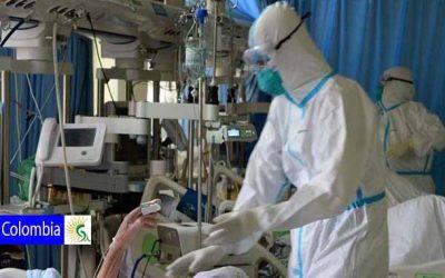 Colombia reportó este miércoles 8.670 nuevos casos de coronavirus y 380 fallecidos