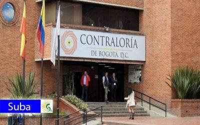 La Contraloría de Bogotá abrió investigación a los Fondos de Desarrollo Local de 16 de las 20 localidades de Bogotá