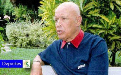 Fallece el médico y director técnico Gabriel Ochoa Uribe, multicampeón en el fútbol colombiano