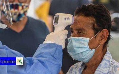 En Colombia se confirma más de 10.000 casos nuevos de coronavirus y 309 fallecidos