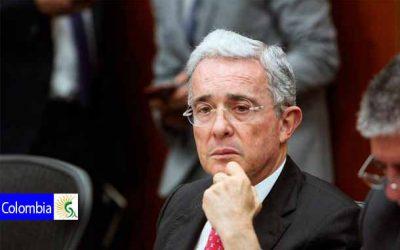 Álvaro Uribe Álvaro Uribe Vélez dio positivo para coronavirus
