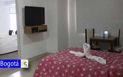 """""""Se le abren las puerta al amor"""" moteles, residencia y hostales abrieron sus puertas y habitaciones en Bogotá"""