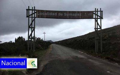 Sumapaz recibirán servicios del Distrito en su territorio