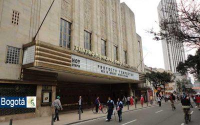 Reapertura de cines y teatros en Bogotá