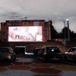 En la plaza de eventos del Parque Simón Bolívar: Cine móvil sin costo
