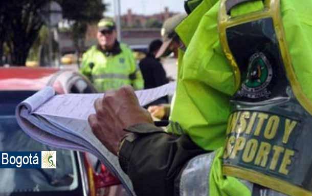 Se desmontará la Policía de Tránsito en Bogotá