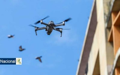 Se capacitan 48 bomberos para ser pilotos de drones
