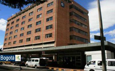 laboratorio para pruebas de covid-19 en Hospital Simón Bolívar