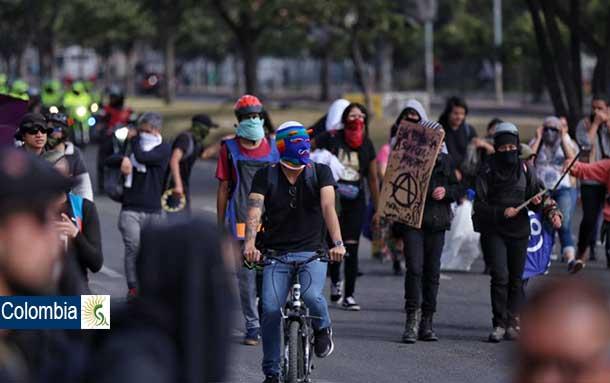 Comité Nacional de Paro anuncia movilizaciones en todo el país