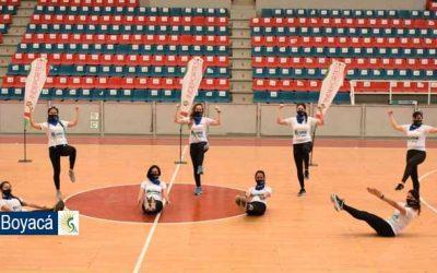 Boyacá celebrará el Día Mundial de la Actividad Física desde casa