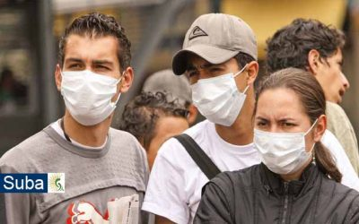 LA LOCALIDAD DE SUBA SUMA UN TOTAL DE 29.421 CASOS DE CORONAVIRUS