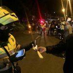 Policía captura 22 personas que comercializaban tarjetas de conducción falsas