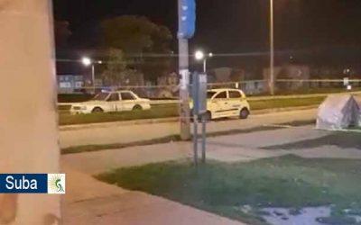 ¡Qué susto! Falsa alarma de carro bomba en el CAI Fontanar en Suba produjo evacuación y operativo de la Policía