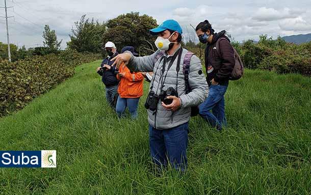 Se adelantan actividades para la conservación y cuidado del humedal Juan Amarillo