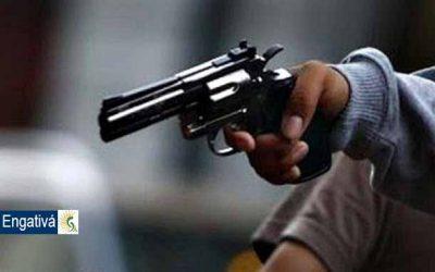 Sujeto disfrazado de una empresa de energía, asesina con arma de fuego a un hombre