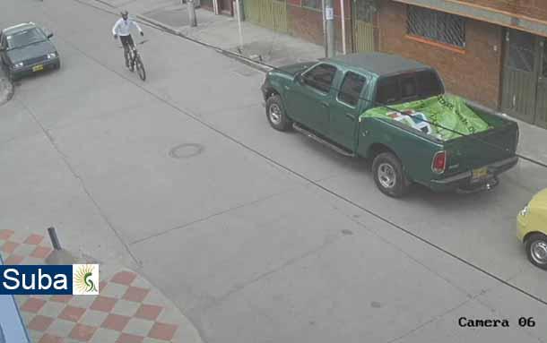 Joven ciclista fue robado en el barrio la Chucua en Suba