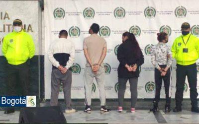 """Autoridades capturan a """"Osama"""" el homicida más temido en la localidad de San Cristóbal Sur en Bogotá"""