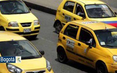Por una semana, las empresas de taxi de Bogotá tendrán atención preferencial para su inscripción a la Red Empresarial de Seguridad Vial