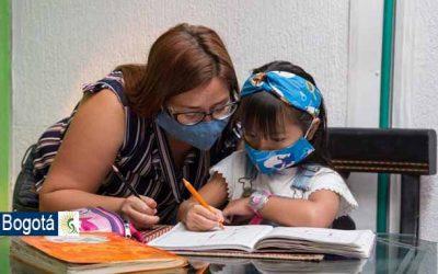La Secretaría de Educación de Bogotá presentó los avances de su gestión en 2020, un año de grandes retos para garantizar el derecho a la educación