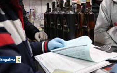 Autoridades realizaron 7 diligencias de allanamiento en establecimientos comerciales dedicados al expendio de bebidas alcohólicas