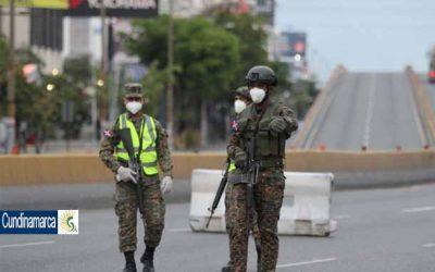 En Cundinamarca decretan toque de queda desde 24 hasta el 31 de diciembre