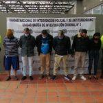 La Policía capturo a personas integrantes de las bandas Capitalia y Candelazo dedicadas a la comercialización de estupefacientes