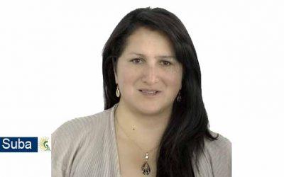 """""""Presupuestos participativos no van a priorizar recursos de la localidad de Suba"""" : edilesa Marcela Ospina."""