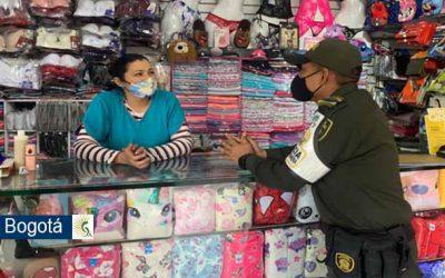 La policía Fiscal y Aduanera realizó actividades de prevención contra el Covid-19