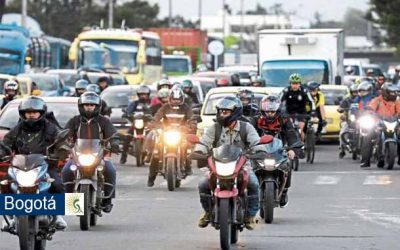 ¡Pilas motociclistas! el 23 de enero comienza a regir la nueva reglamentación de cascos