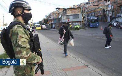 Andi, Anif, Fedesarrollo, ProBogotá Región y la Cámara de Comercio proponen salidas al segundo pico del covid-19 en la capital